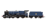 Hornby R3370TTS BR 4-6-0 King Richard II 6000 Class BR Early (DCC-Sound)